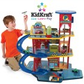 kidkraft-de-luxe-spielset parkhaus